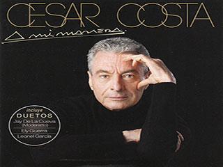 GRATIS César Costa A Mi Manera (2013)