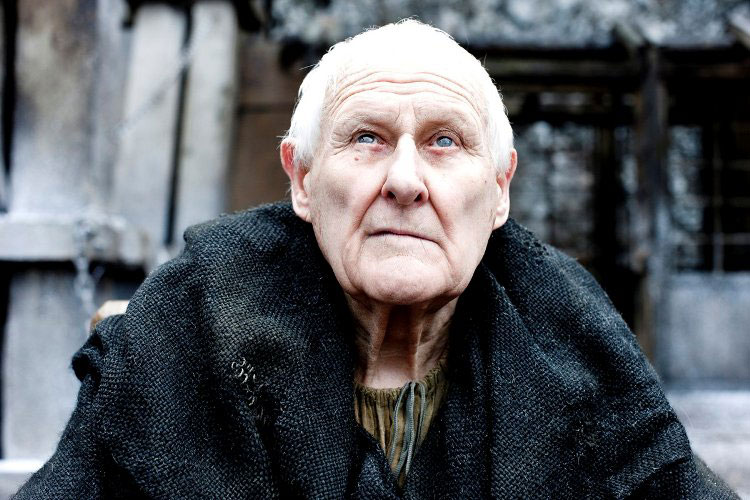 Muere Peter Vaughan, actor de Game of Thrones
